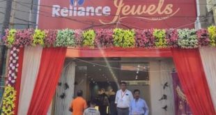 Reliance Jewels Berhampur showroom