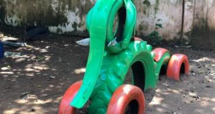 BDA, BMC come up with innovative playgrounds