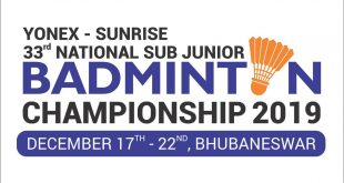 Sub-Junior National Badminton Championships