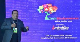 Mindfire Solutions organises TechBhubaneswar 2019