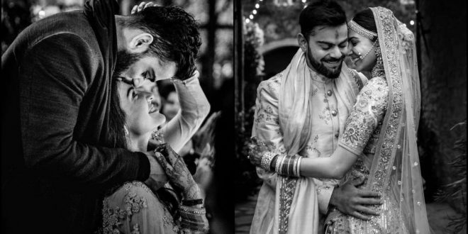 Virat, Anushka celebrate second marriage anniversary