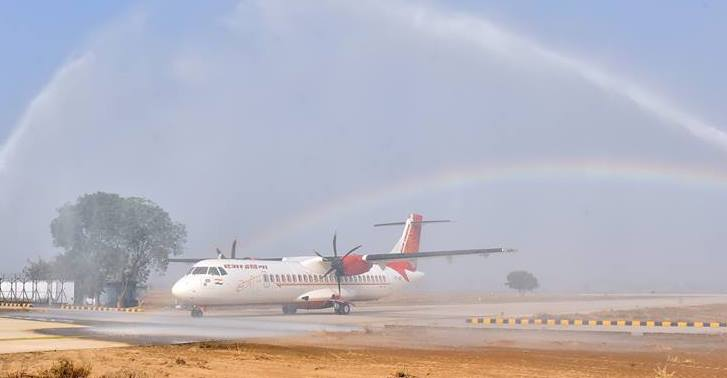 Bhubaneswar-Varanasi direct flight