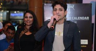 Calendar featuring Babushaan on its cover page launched