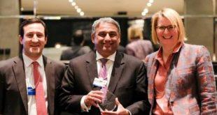 Tata Steel Kalinganagar felicitated at World Economic Forum 2020