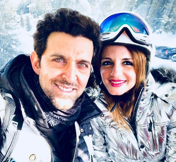 Hrithik gets best birthday gift from Sussanne Khan