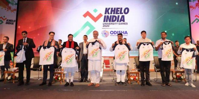 Khelo India University Games to begin at KIIT University
