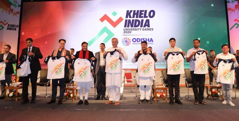 Khelo India University Games to begin at KIIT University