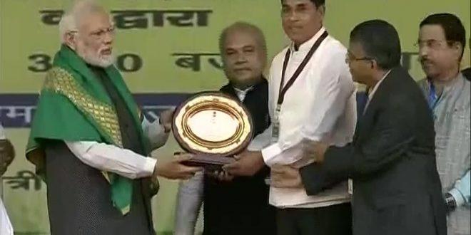 Odisha bags Krishi Karman Award