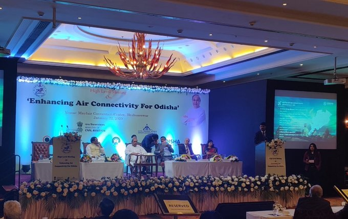 14 new flights to connect Odisha