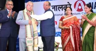 NALCO honours achievers on 40th Foundation Day