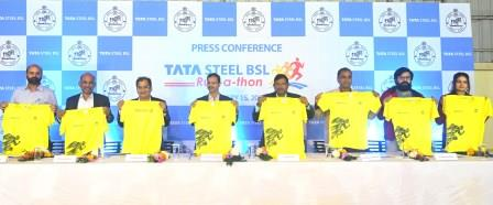 Tata Steel BSL Run-a-thon-2020