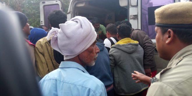 Lokmanya Tilak Express train accident