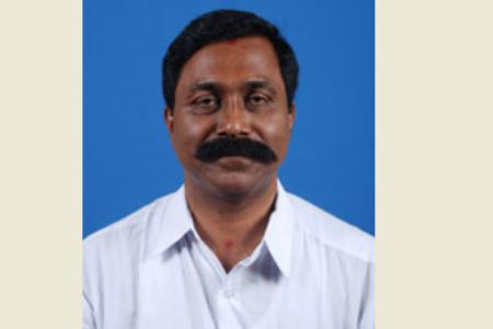 Former Odisha MLA Anup Sai arrested