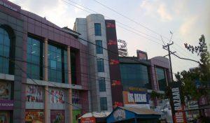 Big Bazaar Patia mall sealed by BMC