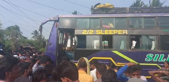 Ganjam bus accident