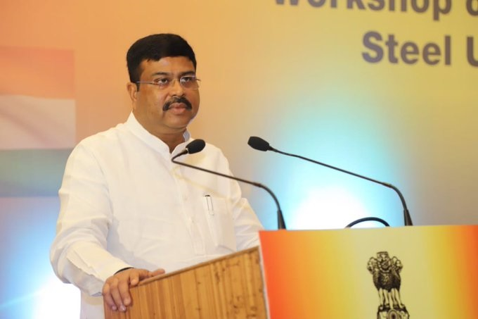 Odisha set to produce 100MT steel by 2030