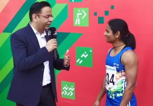 Dutee Chand clinches 100m gold at Khelo India University Games