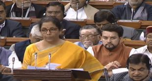 Sitharaman's Budget 2020 based on triple themes