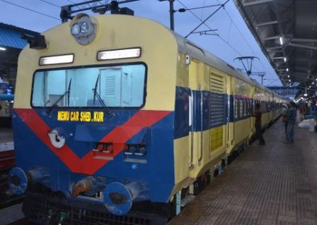 longest MEMU train in Odisha