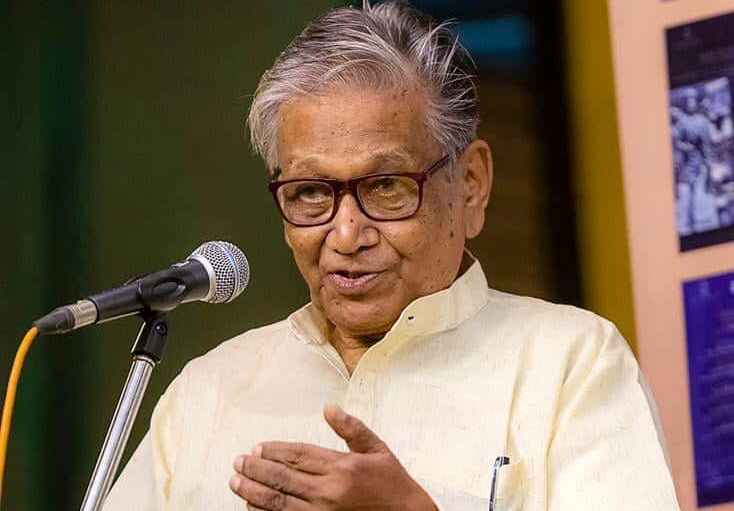 Manoj Das to receive Mystic Kalinga Literary Award 2020