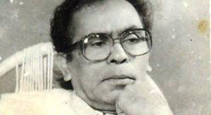 Odia poet Rabi Singh is no more