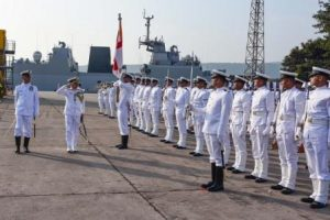 Rear Admiral Sanjay Vatsayan takes over as Eastern Fleet Commander