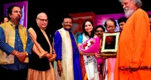Shallu Jindal receives Urbashee Award