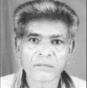 Former MLA and Biju Babu's driver dies