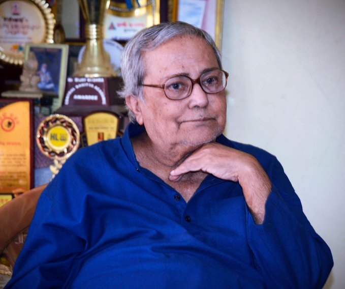 dramatist Bijay Mishra passes away