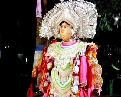 Manabasa Gurubara, Chhau dance, Ravana Chhaya in ICH list