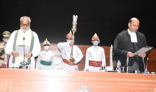 Justice Mohammad Rafiq takes oath as Orissa HC Chief Justice