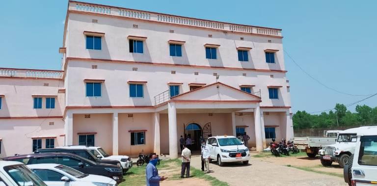 NALCO COVID Hospital in Odisha