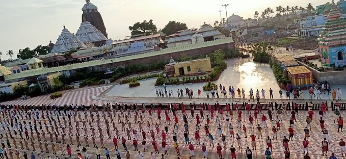 'Bande Utkala Janani' to show respect to COVID warriors