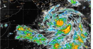 Amphan intensifies into Severe Cyclonic Storm