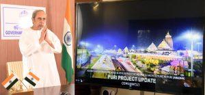 Puri Heritage Corridor project