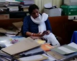 Balianta Tehsildar arrested