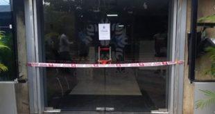 Blue Wheel Hospital sealed