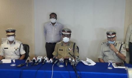 Brown sugar seized in Bhubaneswar
