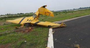 aircraft crashes in Odisha