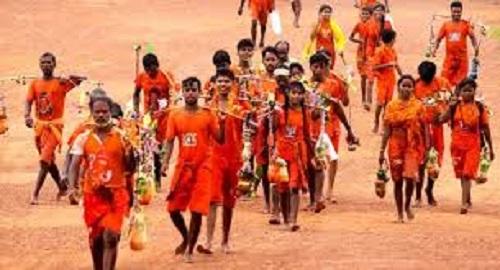 Kanwariya Yatra (Bol Bom)