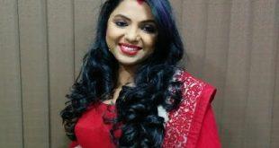 Odia actress Deepa Sahu