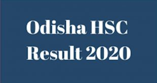 Odisha 10th result 2020
