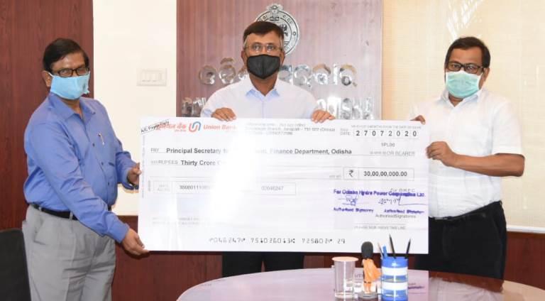 OHPC pays interim dividend