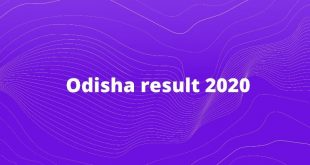 BSE Odisha HSC Result 2020