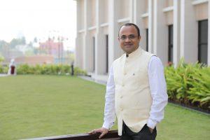 Saroj Dash takes over as President of Rotary Club