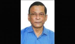 Retired IAS officer Priyabrata Patnaik