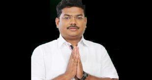 BJD MLA Byomakesh Ray