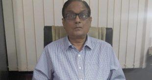 Former Odisha DGP SN Tiwari
