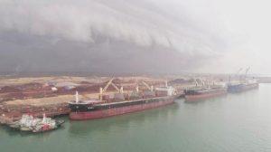 LNG terminal at Gopalpur Port