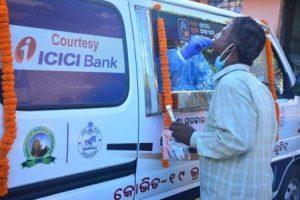 ICICI Bank extends assistance to Odisha